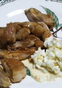 鶏モモ肉で揚げないチキン南蛮