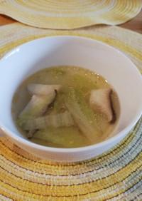 コンソメなし ☆野菜スープ