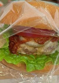 子供にも食べられるハンバーガー