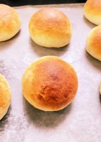 栄養満点 塩分なしの簡単ふわふわパン
