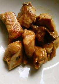 志麻さんの鶏のマスタード煮・我が家風
