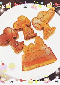 BRUNOホットサンドメーカー(人形焼)