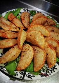 挽肉とキノコのパンツェロット(○≧↺≦)