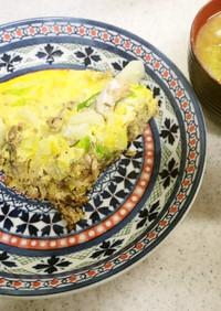 ✨鯖と白菜の卵焼き&キャベツと豆腐味噌汁