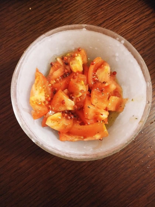 簡単☆トマトのイタリアンサラダ