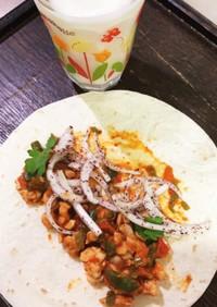 トルコ鶏モモ肉のココレチ