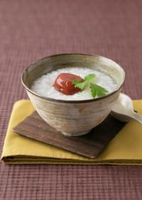電気圧力鍋で簡単◎お米から作るおかゆ