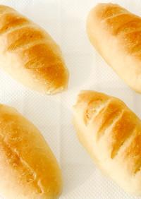 初心者でも簡単!シンプルな形のパン