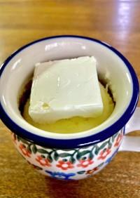 米粉マグカップケーキ(マンゴーカルピス)
