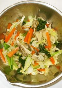 ビタミン温野菜サラダ♪簡単