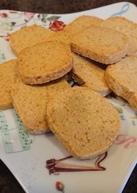 米粉きな粉アイスボックスクッキー
