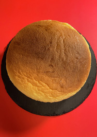 【簡単】本当に美味しいスフレチーズケーキ