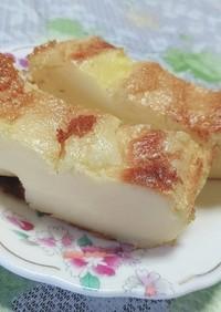 簡単!サクしっとりベイクドチーズケーキ