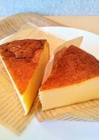 ニューヨークチーズケーキらしきもの♪