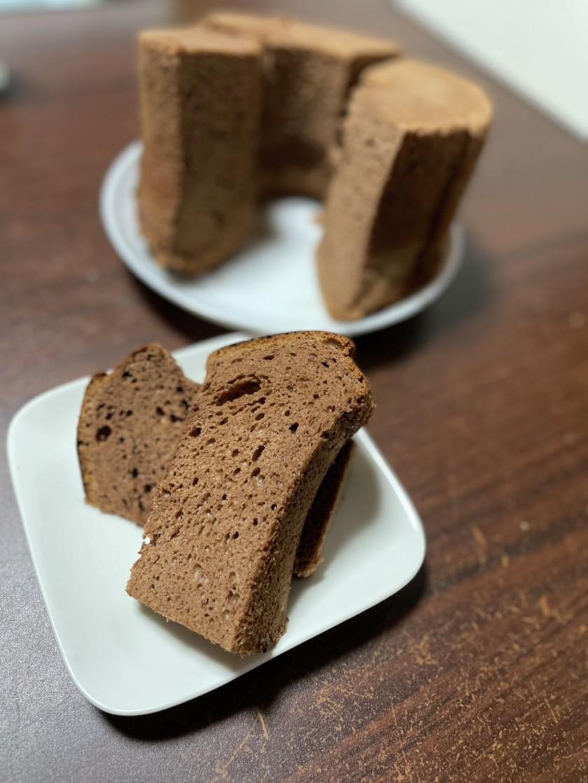 ココアシフォンケーキ 20㎝型