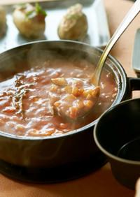 食べるスープ スパイシートマト
