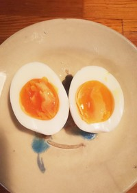 簡単!半熟ゆで卵の作り方(アトピー)
