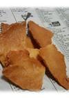 簡単☆薄焼きアーモンドクリームクッキー☆