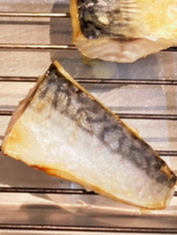 サバの灰干し 基本の焼き方