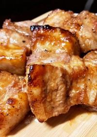 柔らかジューシー・豚バラ肉のオーブン焼き