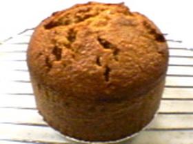 キャロットシナモン風味ケーキ