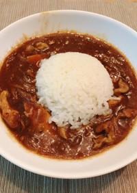 ハヤシライス 時短料理