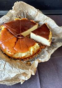からだにやさしいベイクドチーズケーキ