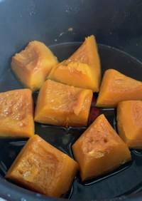すき焼きのタレだけで作る☆カボチャの煮物