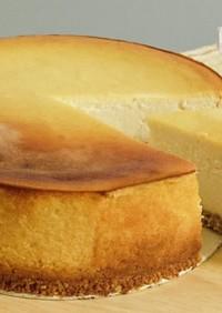 ヴィーガン♪豆腐でヘルシーチーズケーキ