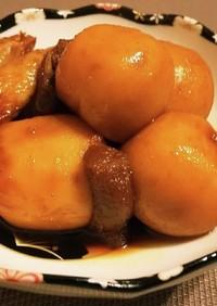 ◆簡単♡照りが綺麗な里芋の煮っころがし◆