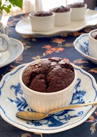 ♪ブルーベリーチョコレートマフィン♪