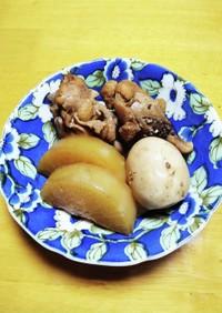 鶏 手羽元 煮物