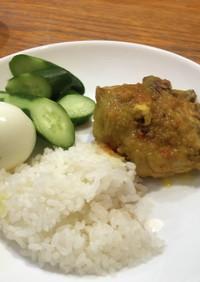 Ayam Betutu バリ料理