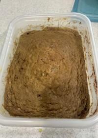 生おからのチョコレートケーキ