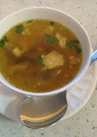 牛脂スープ/金森 糖質制限 カレー味