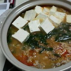 ★意外と簡単★ゴマ坦々鍋