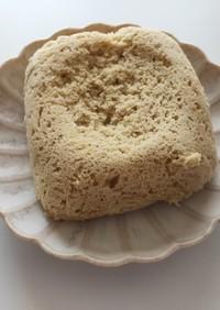 卵ナシおから蒸しパンの味変