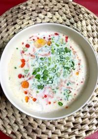 シェントウジャン・台湾式豆乳スープ