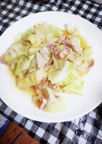 ☆塩ニンニク回鍋肉