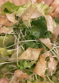 クリスピーグリーンサラダ