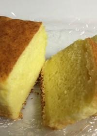 まるでチーズケーキ!豆腐のパウンドケーキ