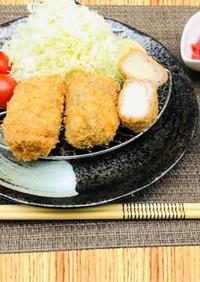 ヘルシー高野豆腐ヒレかつ&特製胡麻ソース
