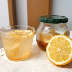 材料2つ!レモンのきび砂糖シロップ漬け