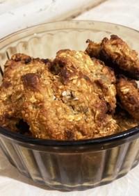 オーツクッキー (ビーガン)