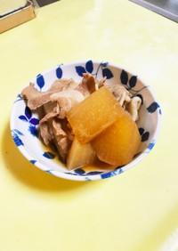 豚バラ大根 簡単煮物