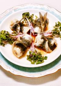 簡単 お魚の梅肉ソース^_^