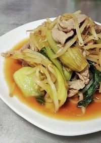 【初心者向け】豚と野菜のオイスター炒め