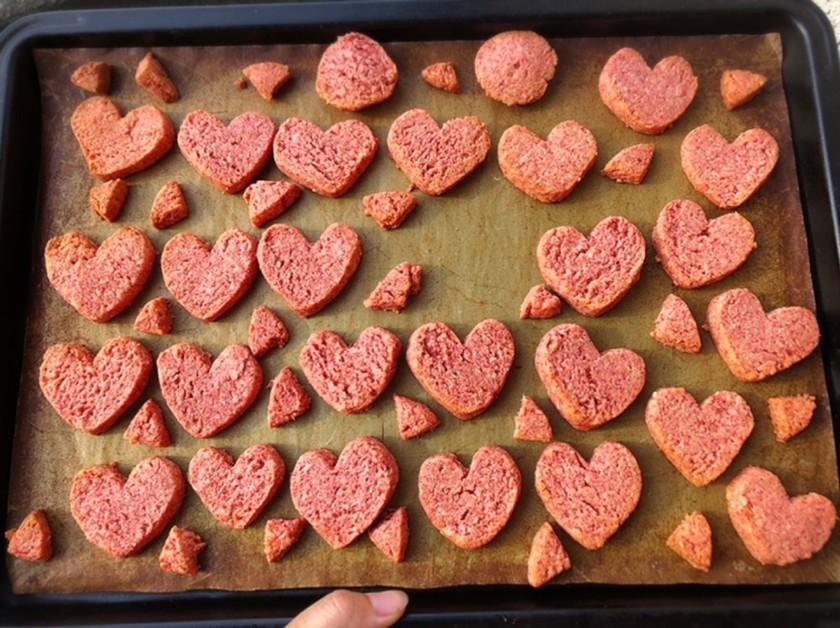 ビーガンクッキー ビーツ &ココナッツ