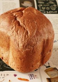 HBで作るココア食パン