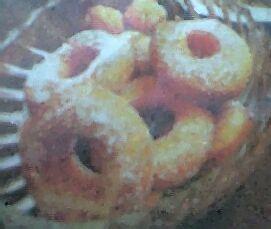 赤毛のアンのドーナッツ